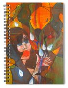 Aves Spiral Notebook