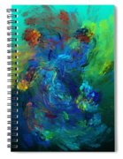 Avian Dreams - Pardise  Spiral Notebook