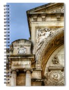 Avignon Opera House Muse 1 Spiral Notebook