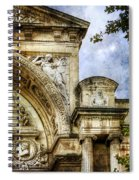 Avignon Opera House Muse 2 - Vintage Version Spiral Notebook