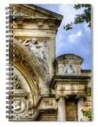 Avignon Opera House Muse 2 Spiral Notebook