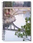 Avista High Bridge Spiral Notebook