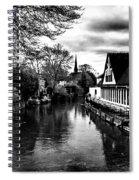 Avon Boathouse Spiral Notebook