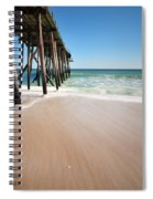 Avon By The Sea Spiral Notebook
