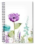 Avril  Spiral Notebook