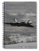 Avro Vulcan - Cold War Warrior Spiral Notebook