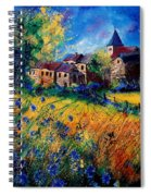 Awagne 67 Spiral Notebook