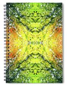 Awakened For Higher Perspective #1423 Spiral Notebook