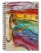 Awakening Consciousness Spiral Notebook
