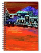 Away From Home Spiral Notebook