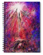 Away In A Manger Spiral Notebook
