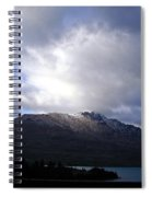 Awesome Aspect Mountain Spiral Notebook