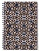 Awesome Mosaic Pattern Spiral Notebook