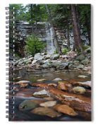 Awosting Falls In July Iv Spiral Notebook