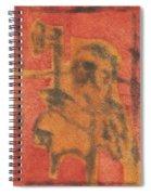 Axeman 10 Spiral Notebook