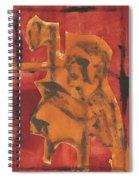 Axeman 11 Spiral Notebook