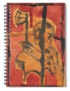 Axeman 14 Spiral Notebook