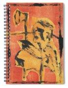 Axeman 8 Spiral Notebook