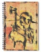 Axeman 9 Spiral Notebook