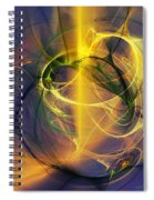 Axienty Attack-finding Lost Love Spiral Notebook