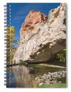 Ayres Natural Bridge Spiral Notebook