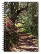 Azalea Path  Spiral Notebook