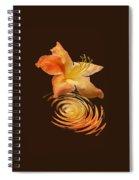 Azalea Ripples Vertical Spiral Notebook