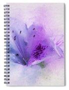 Azalea Splash 2 Spiral Notebook