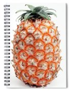 Azores Islands Pineapple Spiral Notebook