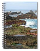 Azores Seascape Spiral Notebook