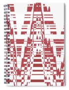 Aztec Spiral Notebook