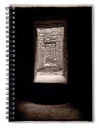 Aztec Portal  Spiral Notebook