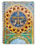 Azulejo - Colorful Details Spiral Notebook