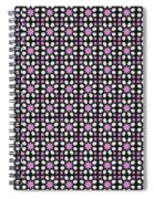 Azulejos Magic Pattern - 03 Spiral Notebook