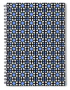 Azulejos Magic Pattern - 05 Spiral Notebook