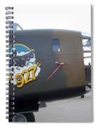 B-24 Nose Art Spiral Notebook