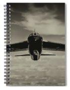 B-52 Stratofortress Triptych - 2 Spiral Notebook