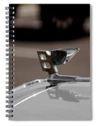 B For Bentley  Spiral Notebook