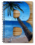 B For Brooke Spiral Notebook