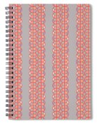 B Honey Spiral Notebook