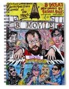 B Movie Spiral Notebook