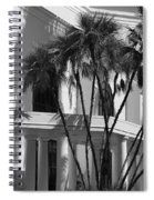 B S Post Modern..... Spiral Notebook