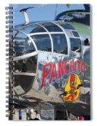 B25 Spiral Notebook