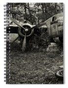 B25 Mitchell Spiral Notebook