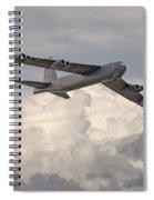 B52-h  Spiral Notebook