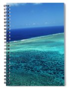 Babeldoap Islands Spiral Notebook