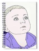 Baby Boy Spiral Notebook