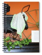 Baby Buggy Spiral Notebook
