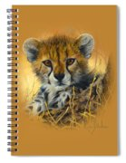 Baby Cheetah  Spiral Notebook