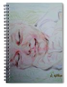Baby Moses On The River Spiral Notebook